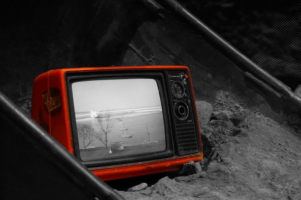 How to Throw Out an Old Television